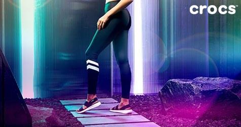 Crocs Best Deal : Women's Footwear Upto 35% OFF