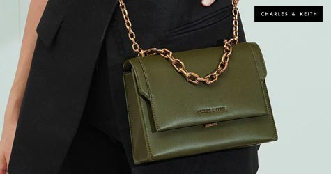 Charleskeith Great Deal : Women's Bags Starting at Rs. 3,499