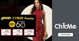 Chicme Chic Me Sale : Get Upto 60% OFF on Women's Apparel