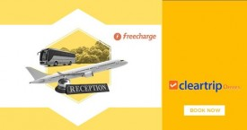 Cleartrip Grab 10% Cashback on Cleartrip Local Experiences, Flights And Hotels.
