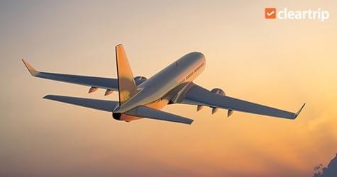 Get 10% Off on International Flight