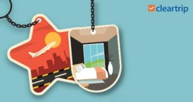 Cleartrip Get Upto Rs. 2800 Instant Savings on Domestic Flights & Hotels