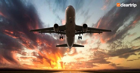 Cleartrip Clear Deal Days : Upto Rs. 1250 Discount on Domestic Flights