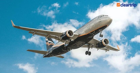Cleartrip Upto Rs. 2500 Discount on International Flights