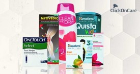 Clickoncare Mega Offer : Wellness Products Starting From Rs. 10