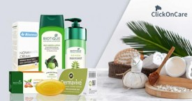 Clickoncare Mega Deal : Upto 30% Off on  Body Products