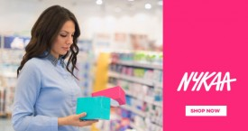 Nykaa Best Discount on Feminine Hygiene