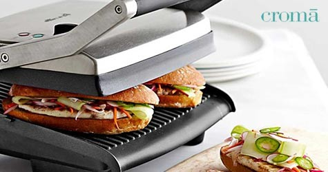 Best Deal : Toasters Sandwich Makers From Rs. 999