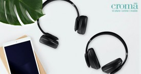 Croma Grab 5% Off Upto Rs. 500 OFF on Croma