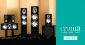 Croma Mega Deal : Home Theatre Systems From Rs. 11,990