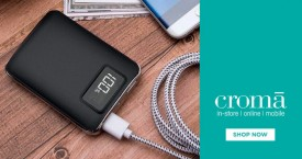 Croma Special Deal : Power Banks From Rs. 695