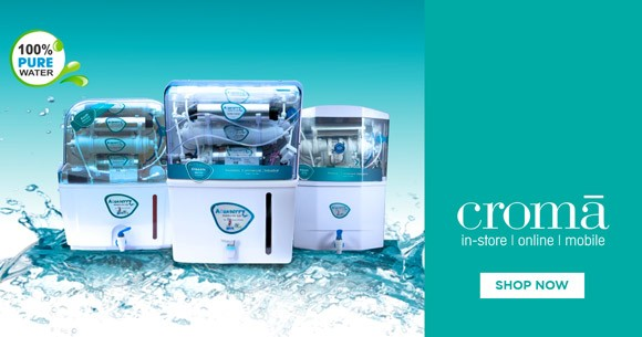 Hot Deal : Upto 40% Off on Water Purifiers Dispensers