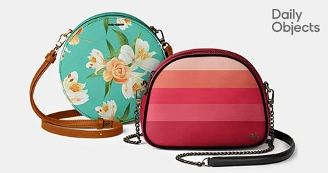Dailyobjects Hot Deal : Crossbody Bags Starting @ Rs. 999