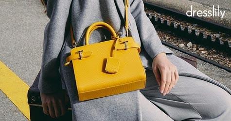 Dresslily Great Deal : Upto 50% OFF on Women's Bags
