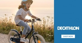 Decathlon Best Price : From Rs. 5,000 Kids Cycle Available For the Age 6-12 Years