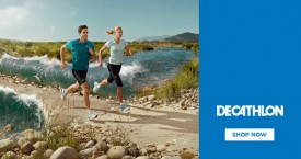 Decathlon Special Offer : Upto 20% Off on Sports Shoes