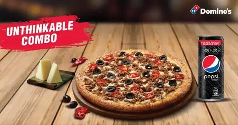 Dominospizza Special Deal : Meals & Combos Starting From Rs. 99