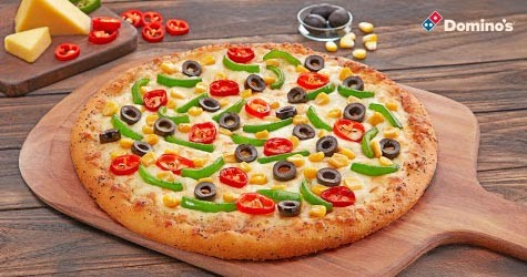 Best Deal : 2 Regular Pizzas at Rs. 99