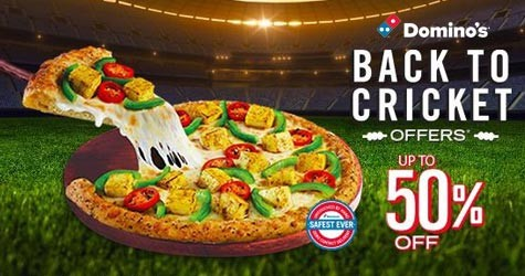 Back to Cricket Offers : Upto 50% OFF