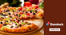 Dominos pizza Best Deal : Regular Pizza Starting at Rs. 99