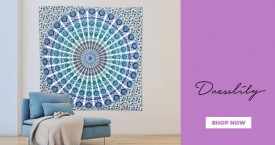Dresslily Upto 50% Off Great Offers on Wall Tapestries