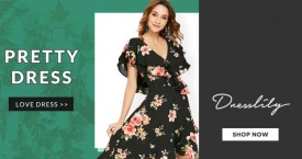 Dresslily Sign-Up Offer : Sign-Up With Dressslily And Get 50D Points