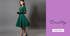 Dresslily Deals on Vintage Dresses