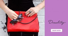Dresslily Special Deal : Upto 55% Off on  Women's Accessories