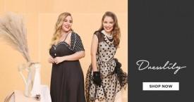 Dresslily Dresslily Offer : Get 15% OFF on Your First Order