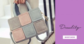 Dresslily Great Deal : Up to 50% OFF on Women's Bags