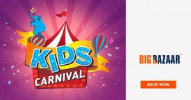 Big bazaar Bigbazaar Kids Carnival : Upto 50% OFF on Toys & More