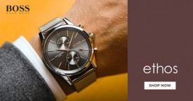Ethoswatches Special Deal : Upto 15% Off on Hugo Boss Watches