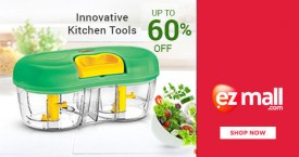 Ezmall Hot Deal : Upto 60% OFF on Kitchen Tools
