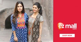Ezmall Exclusive Offer : Get Trendsetting Kurtis Under 999.