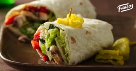 Faasos Great Offer : Wraps Of The Day at Rs. 231