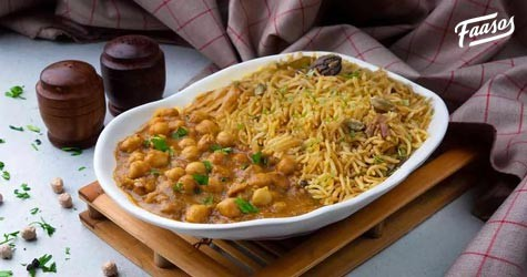 Faasos Mega Deal : Signature Rice Bowl (Mini) Starting at Rs. 147