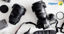 Flipkart Special Offer : Upto 80% OFF on Cameras & Accessories