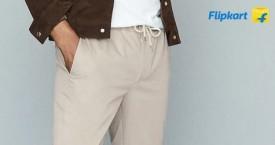 Flipkart Best Offer : Upto 70% OFF on Men's Trousers
