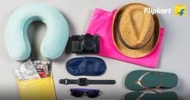 Flipkart Amazing Deal : Upto 80% Off on Travel Accessories