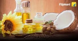 Flipkart Best Offer : Upto 60% Off on Foodgrains, Oils & Ghee