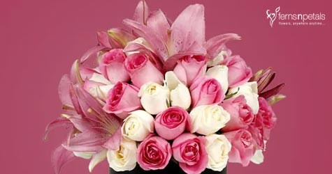 Fernsnpetals Best Price : Exotic Flowers Starting From Rs. 649