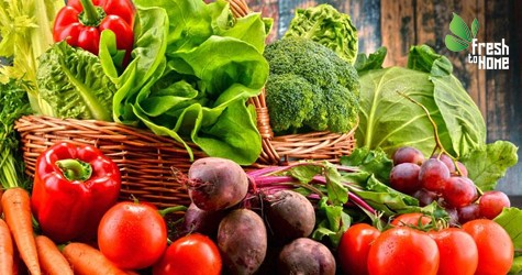 Mega Offer : Fresh Vegetables Upto 25% Off