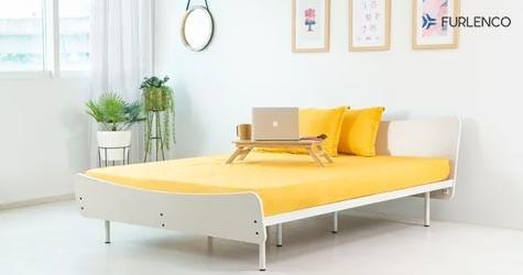 Furlenco Mega Offer : Allen Bedroom Monthly Rental Rs. 499