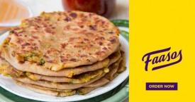 Faasos Mega Deal : All Day Breakfast & Snacks Starting at Rs. 90