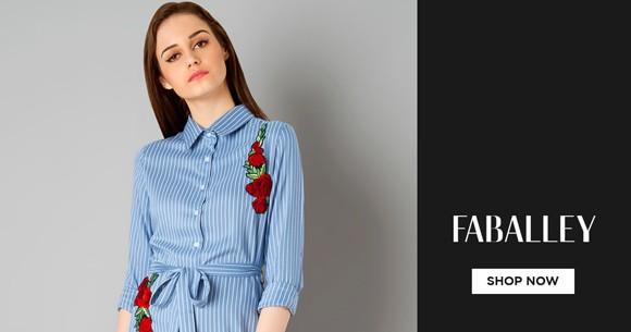 Best Offer : Shirt Dresses Upto 50% Off