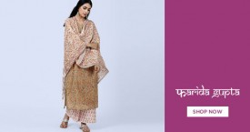 Faridagupta End Of Season Sale : Get Upto 50% OFF on Women's Apparels