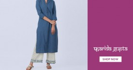 Faridagupta Hot Deal : Get Upto 50% OFF on Kurtas, Palazzos etc.