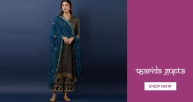 Faridagupta Limited Period Offer : Get Upto 50% OFF on Dupattas