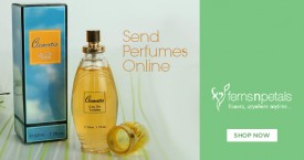 Ferns n petals Best Deal : Upto 50% OFF on Perfumes At Fern N Petals
