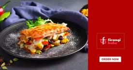 Firangibake Firangibake : Lasagna Starting at Rs. 210